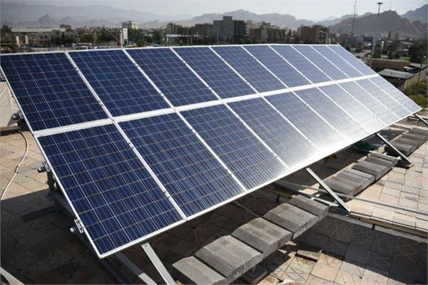 آغاز خرید تضمینی برق از اولین نیروگاه خورشیدی خانگی بخش خصوصی در استان کرمانÿÿÿÿÿIÀôN S